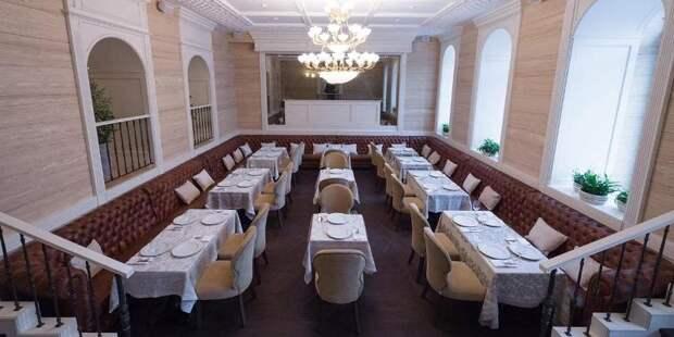 Большинство кафе и ресторанов в Москве возобновили свою работу