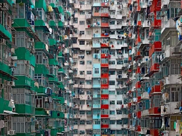 Достроились! Что будет дальше с каменными джунглями мегаполисов, в которых мы живем? жилая застройка, каменные джунгли, квартиры, фото, человеческий муравейник