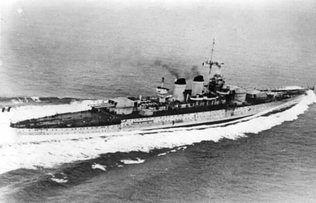 Налет наТаранто: как торпедоносцы победили линкоры