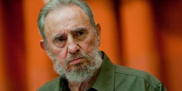 Фидель Кастро отверг подачки от Штатов после визита Обамы на Кубу