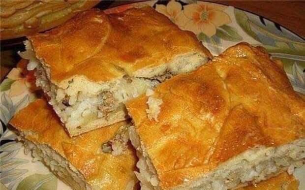 Подборка вкусных и сытных пирогов