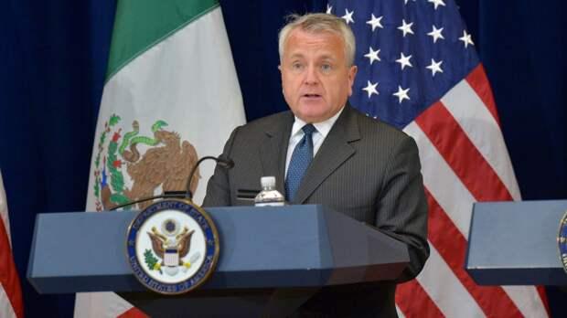 Посол США в РФ Салливан в ближайшее время прибудет в Вашингтон