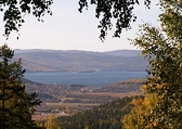 Вид на остров Веры