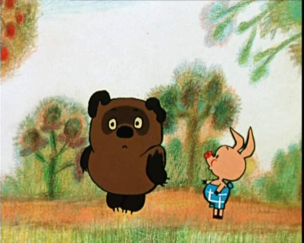 ОЧЕНЬ МНОГО цитат из мультфильма «Винни-Пух и все-все-все» — ZERKALO.LV