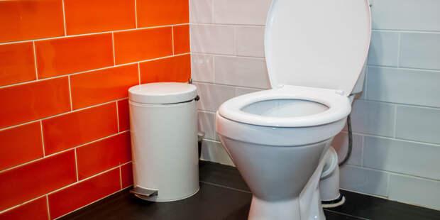Ученые рассказали об источнике заражения COVID-19 в общественном туалете