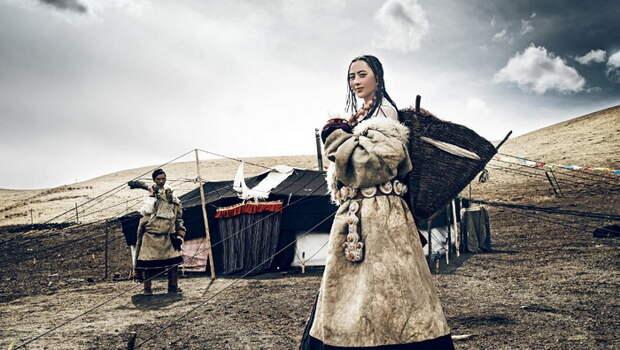 Один муж хорошо, а несколько - лучше: древняя традиция многомужества в Тибете