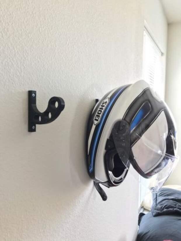 Хранение мотоциклетных шлемов (2 подборка)