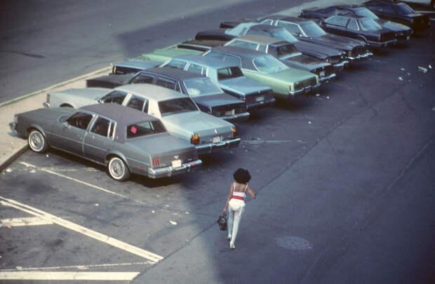проститутки в Нью-Йорке 1980-2