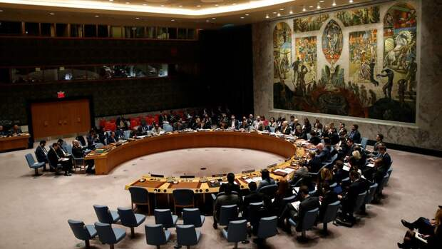 Заседания Совбеза превращают в пропагандистский «цирк-шапито»