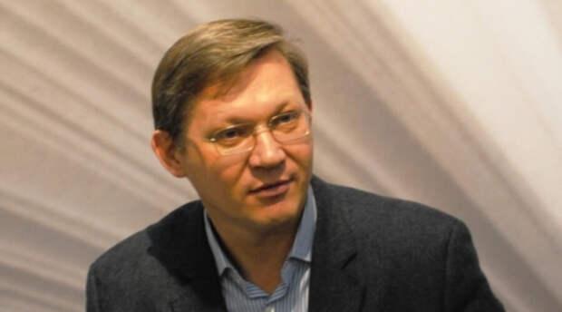 Задержан оппозиционный политик Владимир Рыжков. Он хочет баллотироваться в Мосгордуму