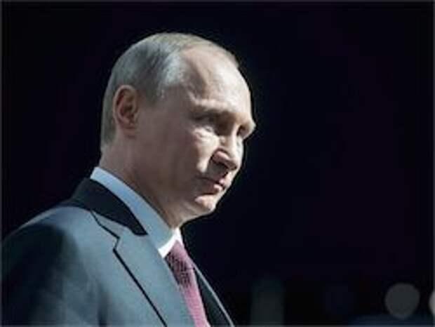 Новость на Newsland: Путин так и не поздравил Украину с Днем Независимости