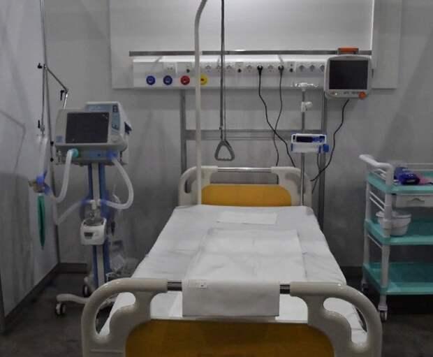 Росздравнадзор проверит причины смерти 13 человек на ИВЛ