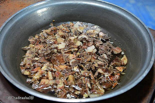 Идеальный сухпаек. Монгольское сушеное мясо - борц