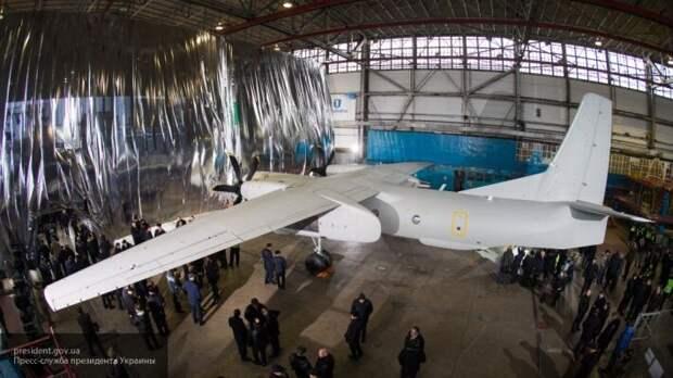 Украинский завод-гигант, работавший на авиацию, оказался на грани банкротства