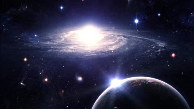 Вселенная может быть гигантской петлей