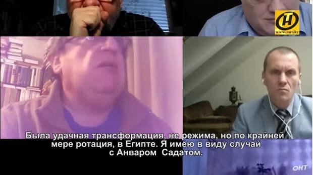 Голос Мордора: Грандиозный провал белорусских путчистов-лузеров