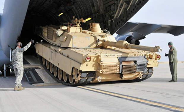 wPolityce (Польша): руководительница «Польской гуманитарной акции» критикует покупку танков «Абрамс»
