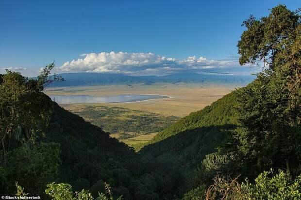 10. Нгоронгоро, Танзания красивые места, места, мир, путешествия, рейтинг, страны, туризм, фото