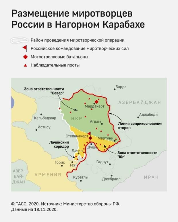 Франция провоцирует возобновление боёв в Нагорном Карабахе?