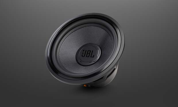 Сабвуферы JBL Stadium: мощный бас для любого авто