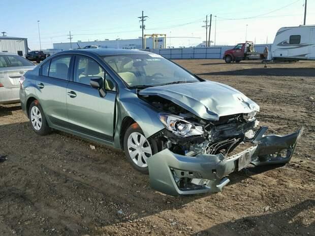 Стоит ли покупать автомобиль, который был восстановлен после ДТП