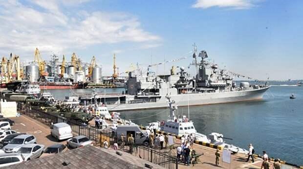 Что изменят военно-морские базы НАТО на Украине? Андрей Бабицкий
