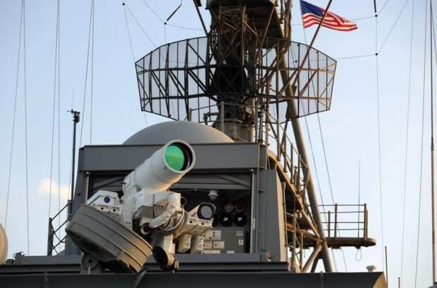 Lockheed Martin поставила лазерное оружие HELIOS для ВМС США