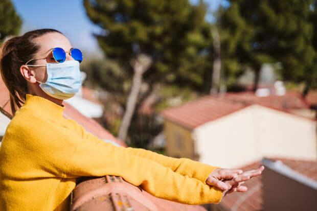 Эксперты рассказали о влиянии солнечной погоды на коронавирус