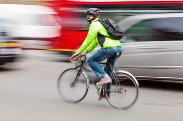Велосипедисты становятся одной из главных угроз для водителей