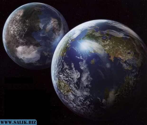 Планета Глория – таинственная сестра земли
