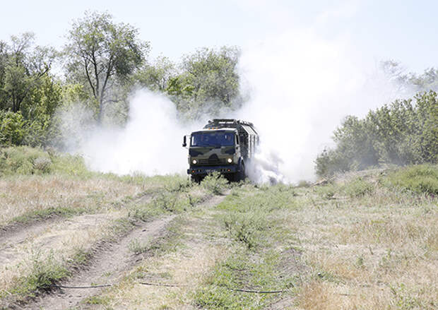 Соединение связи Гвардейской общевойсковой армии ЗВО вернулось в Воронежскую область после завершения ССУ «Запад-2021»