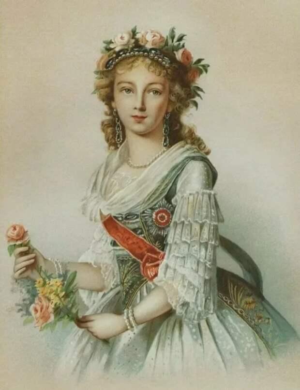 Самая красивая русская императрица и мужчины в ее жизни