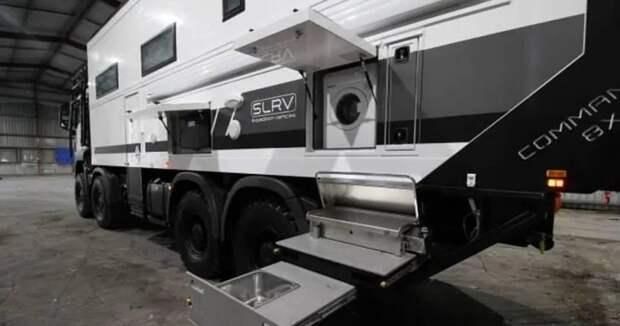 Австралийская фирма создала фургон, вкотором можно спастись вовремя апокалипсиса