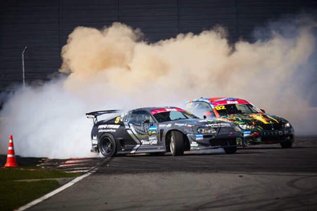 RDS: шоу на Moscow Raceway