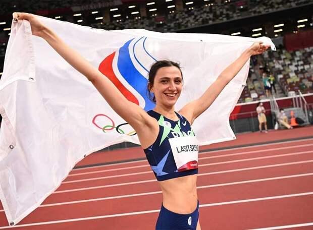 Через тернии - к триумфу. Трехкратная чемпионка мира осуществила олимпийскую мечту