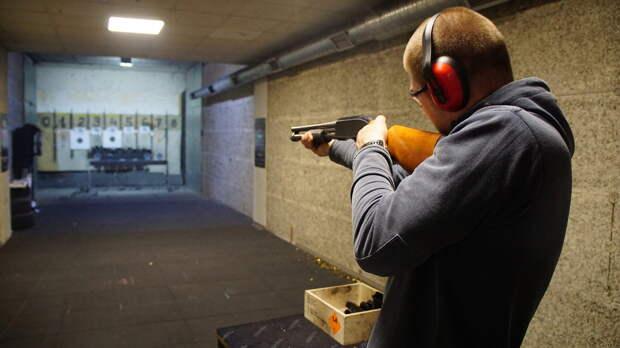 По делу о напавшем на ФСБ проверяют стрелковый клуб