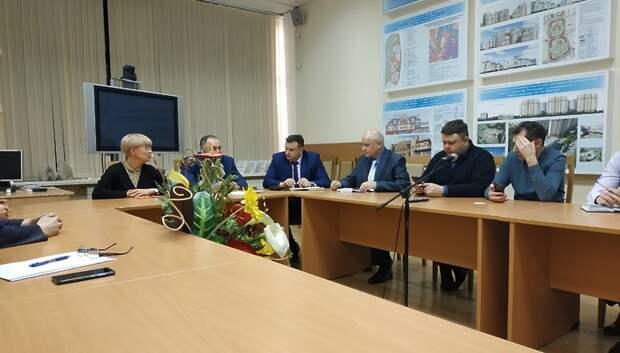 В Подольске обсудили вопросы оперативного отлова бездомных собак