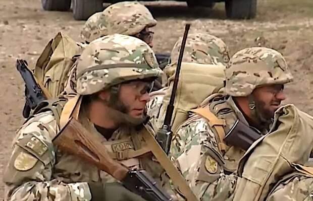 Вооруженное вторжение Грузии в Южную Осетию, 2019 г. Источник изображения: https://vk.com/denis_siniy