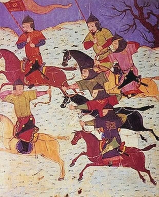 Средневековые монголы глазами своих современников.