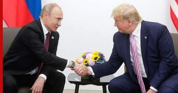 Трамп ответил на критику за «дружбу» с Путиным