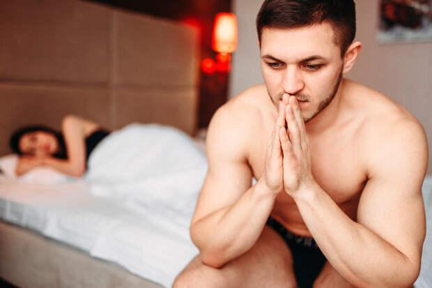 Воздержание длямужчин: каковы последствия жизни безсекса?