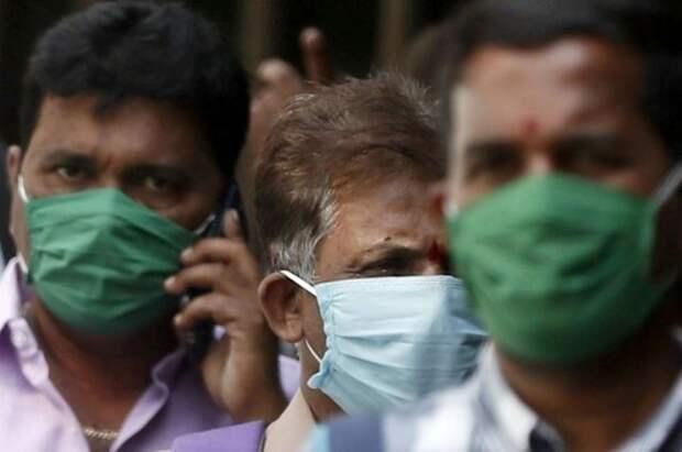 Индия обновила рекорд по числу заразившихся COVID-19 за сутки