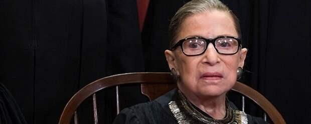 В США умерла старейший член Верховного суда Рут Бейдер Гинзбург