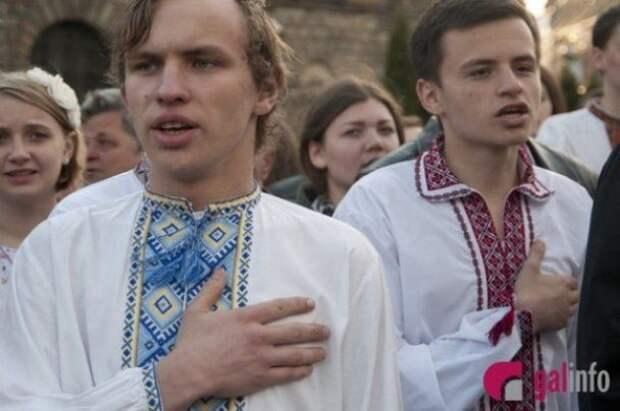 Крымчанка во Львове поразилась неуместным шуткам про русских