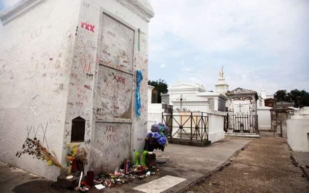 Ворота Гвинеи, Новый Орлеан