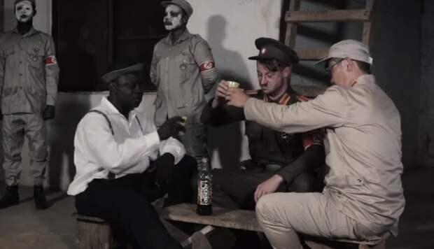 Гитлер и Тодзио строят 4-й Рейх в Гане