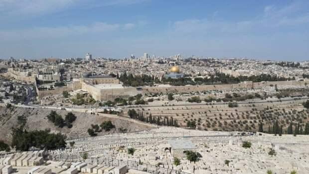 Палестинцы обвинили Израиль в создании парка на месте мусульманского кладбища
