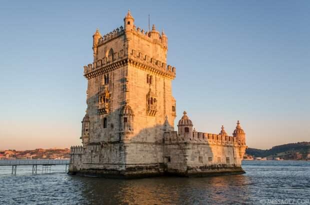 фото Португалия Лиссабое
