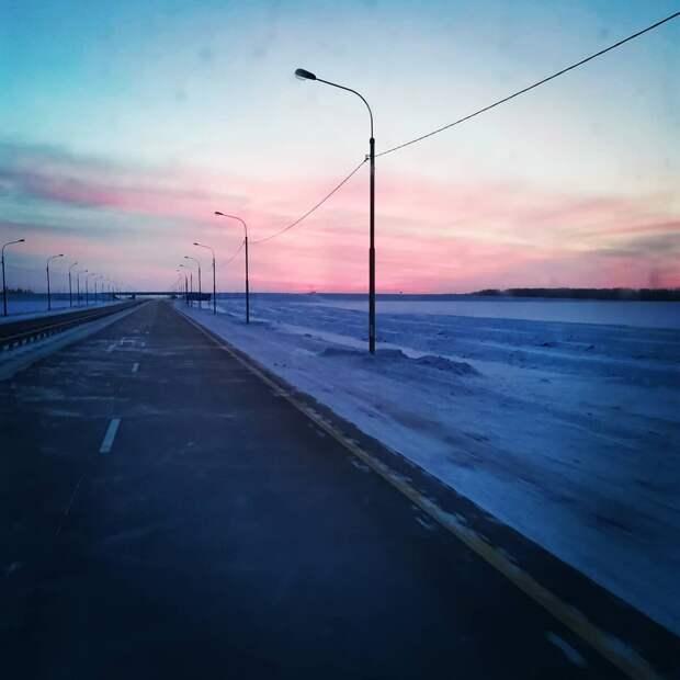 А поехали в Сибирь.)))