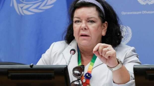 Посол Британии призвала не допустить победы России в борьбе с пандемией